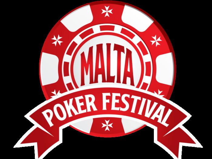 The Malta Poker Festival Logo